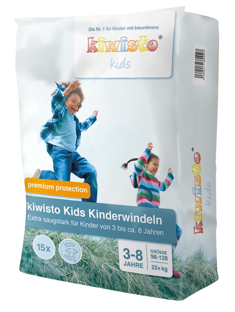 Kiwisto Kids Kinderwindel premium - kiwisto Kids Kinderwindeln