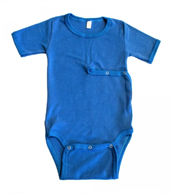 body blau 1 - Bodys & Overalls